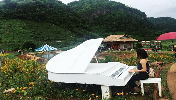 Khu du lịch Mộc Châu Happy Land điểm check-in mới cực hot của giới trẻ miền Bắc