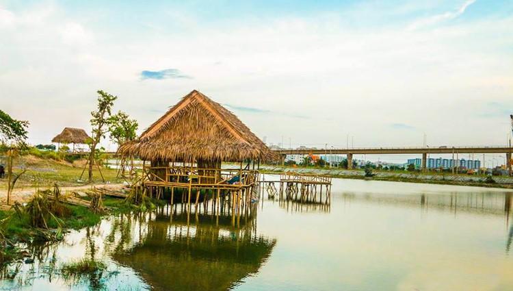 Quẩy tẹt ga với khu du lịch sinh thái Đà Nẵng mới toanh ngay chân cầu Thuận Phước