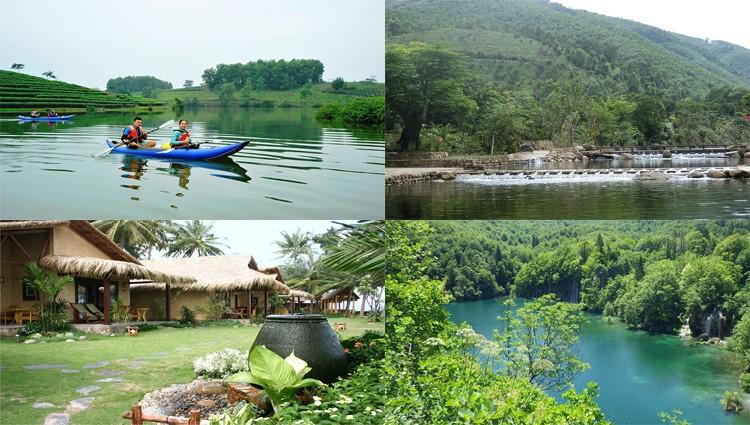 Hé lộ khu du lịch sinh thái MỚI TOANH với bạt ngàn cây trái sắp được trình làng Đà Nẵng