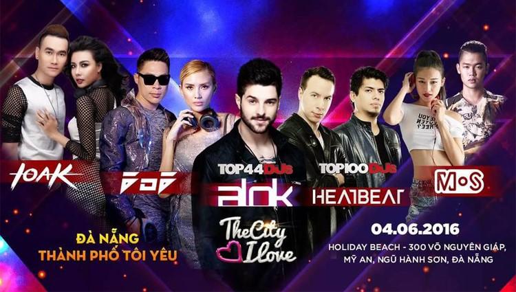 Quẩy xuyên màn đêm với lễ hội âm nhạc EDM lớn nhất Đà Nẵng