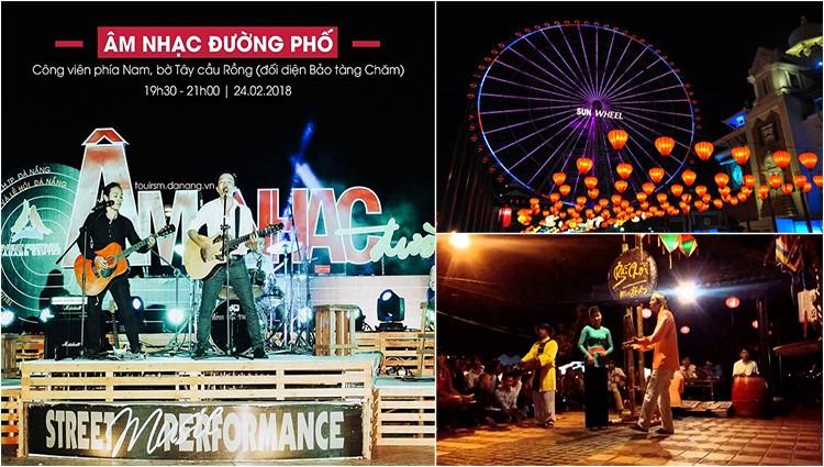 Top các sự kiện & địa điểm Check-in dịp Tết Nguyên Đán 2018 tại Đà Nẵng