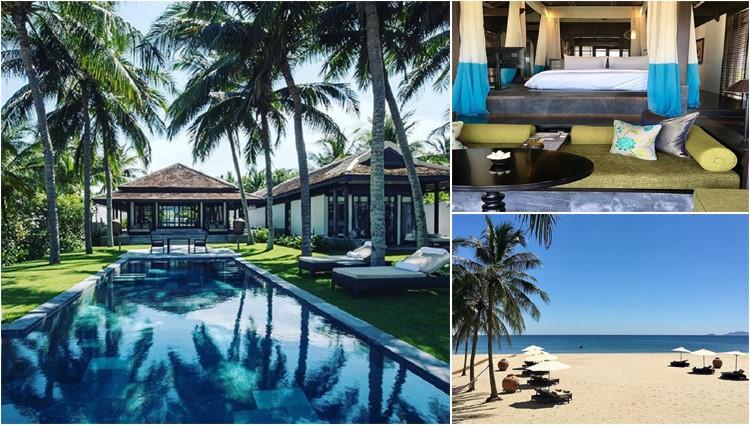 """""""Choáng ngợp"""" trước thiên đường nghỉ dưỡng The Nam Hai Resort"""
