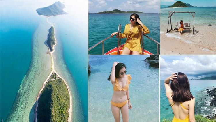 """Điểm danh 10 bãi biển nước trong veo cực kỳ xinh đẹp khiến dân tình """"bấn loạn"""""""