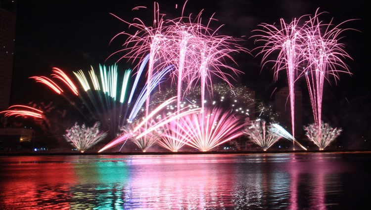 Đà Nẵng sẽ có 'Lễ hội pháo hoa quốc tế' kéo dài gần 1 tháng