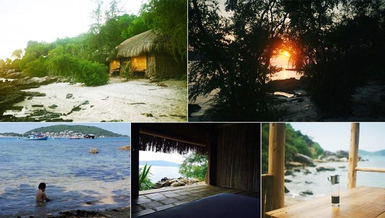 Hòn Dăm Island Hideaway – Homestay trên đảo biệt lập độc nhất Phú Quốc