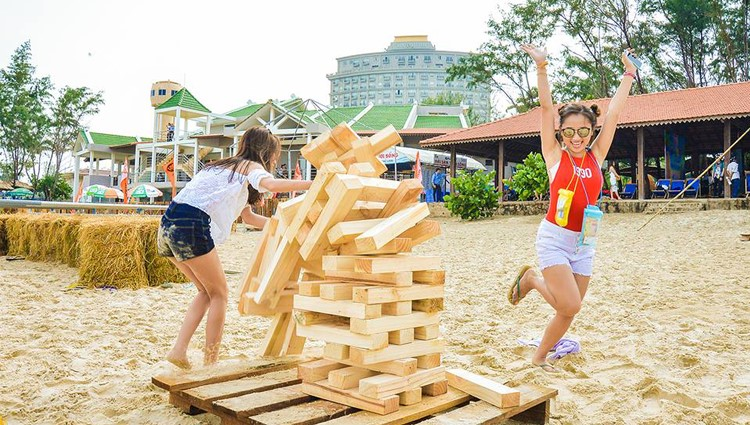 Quẩy tẹt ga với Lễ hội âm nhạc bãi biển và cắm trại dã ngoại phiên bản khổng lồ sắp đổ bộ Đà Nẵng