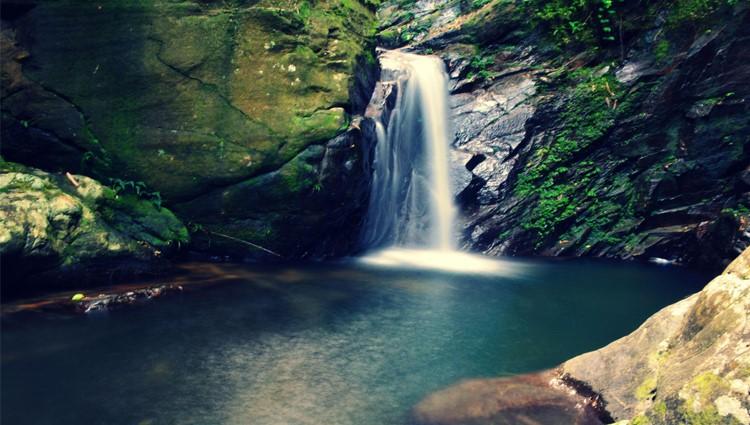 Vẻ đẹp như tranh của núi rừng Bạch Mã