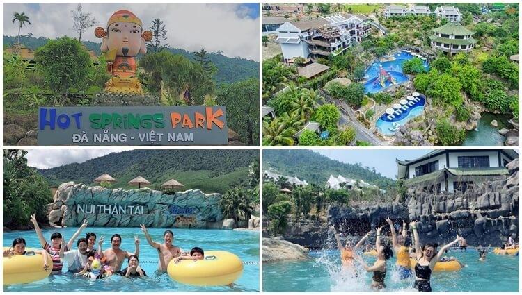 Suối khoáng nóng Thần Tài - Thiên đường tắm Bùn, tắm Onsen Hot nhất tại Đà Nẵng