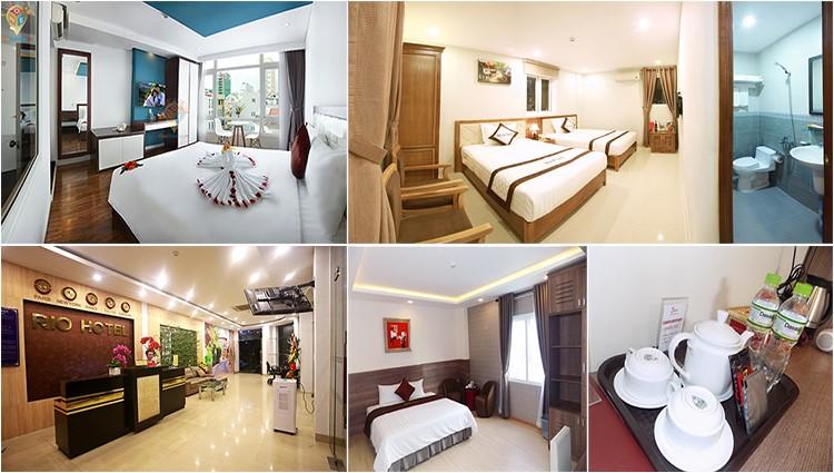 TOP 7 khách sạn 2 sao giá rẻ nhất tại Đà Nẵng
