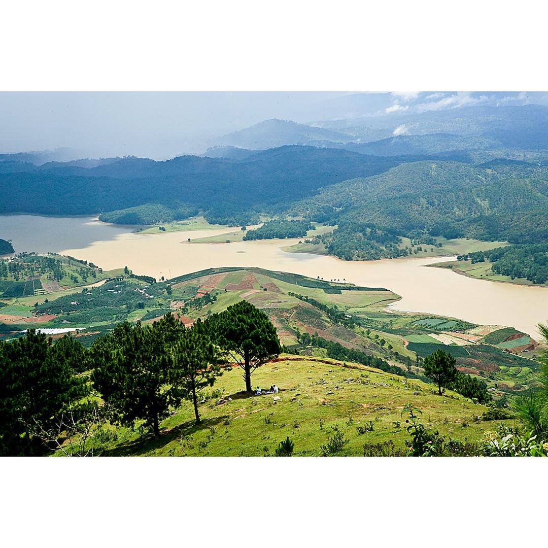 Tour Đà Lạt 1 Ngày- Chinh Phục Đỉnh LangBiang – Đatanla – Chùa Ve Chai