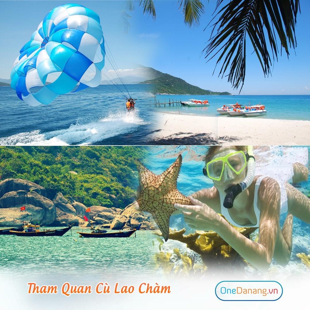 Tham Quan Cù Lao Chàm