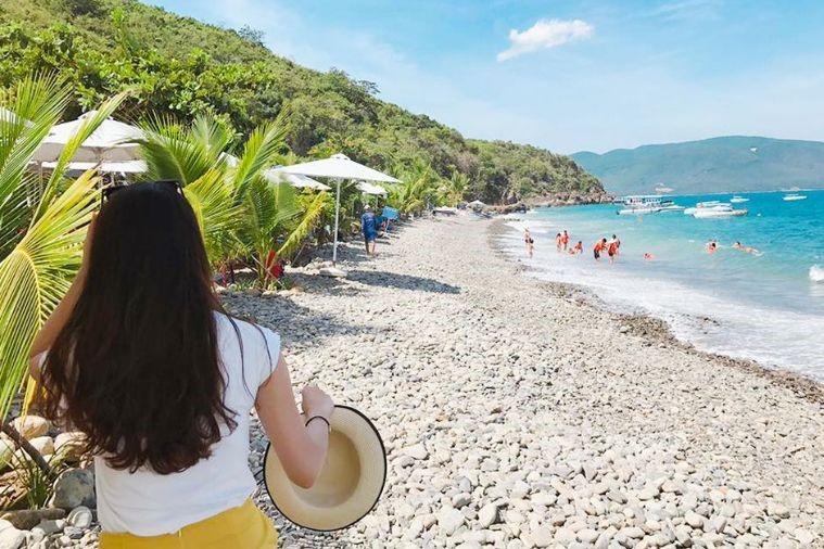 Tour 4 Đảo Vịnh Nha Trang 1 Ngày