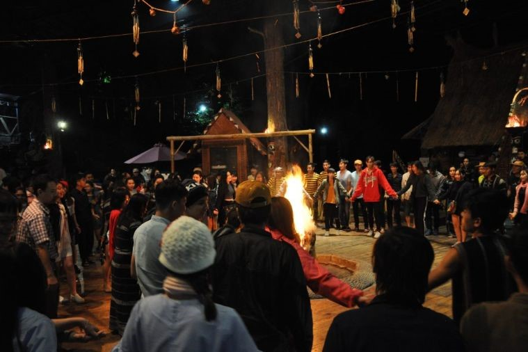 Tour Giao Lưu Văn Hóa Cồng Chiên Đà Lạt 1 Ngày
