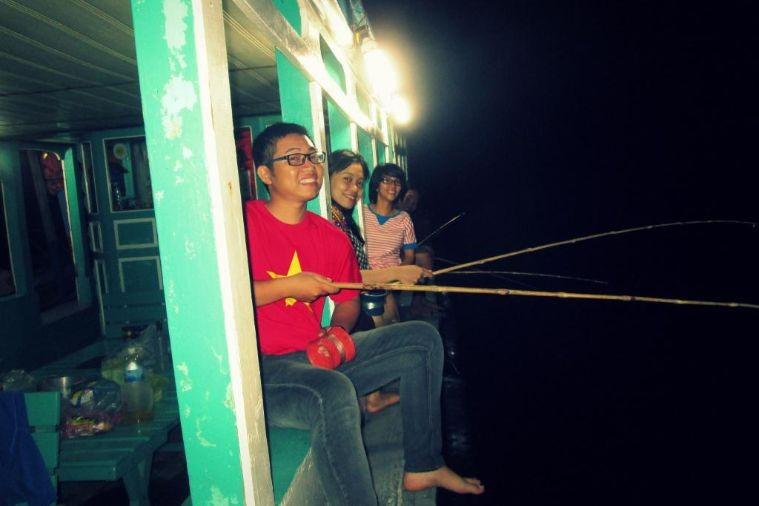 Tour Câu Mực Đêm Phú Quốc 1 Ngày