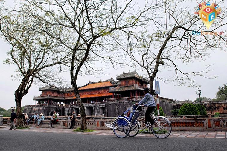 Tour Đà Nẵng - Hội An- Huế - Bà nà 4 ngày 3 đêm
