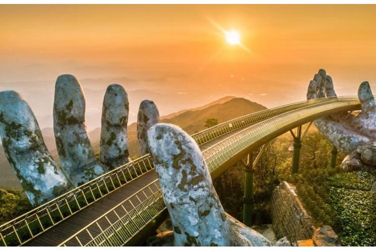 Đà Nẵng - Ngũ Hành Sơn - Hội An - Bà Nà Hill - Núi Thần Tài