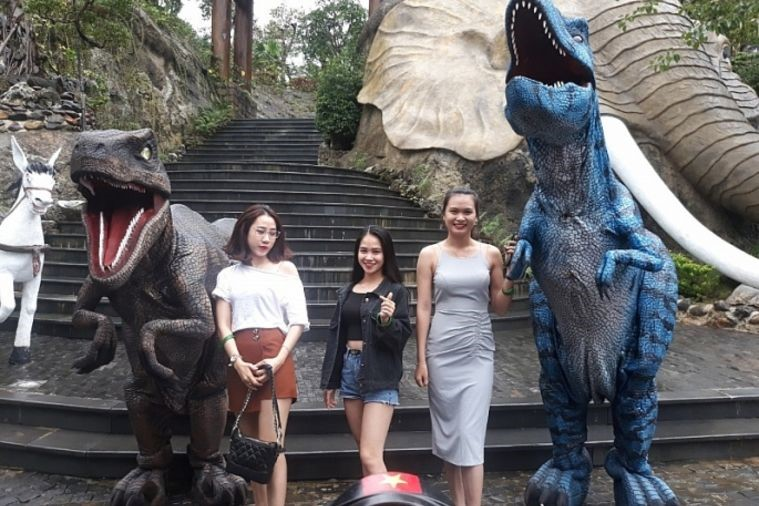 Open Tour Suối Khoáng Núi Thần Tài
