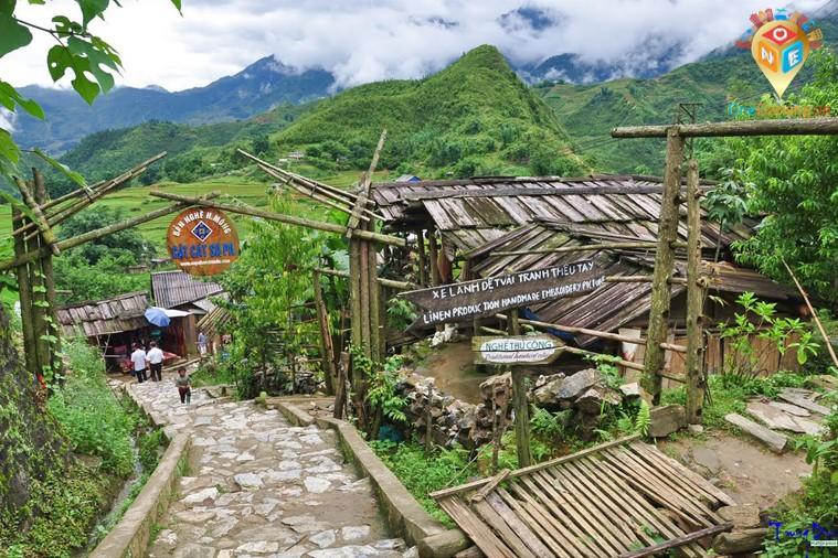 TOUR HÀ NỘI - MÙ CANG CHẢI – SAPA