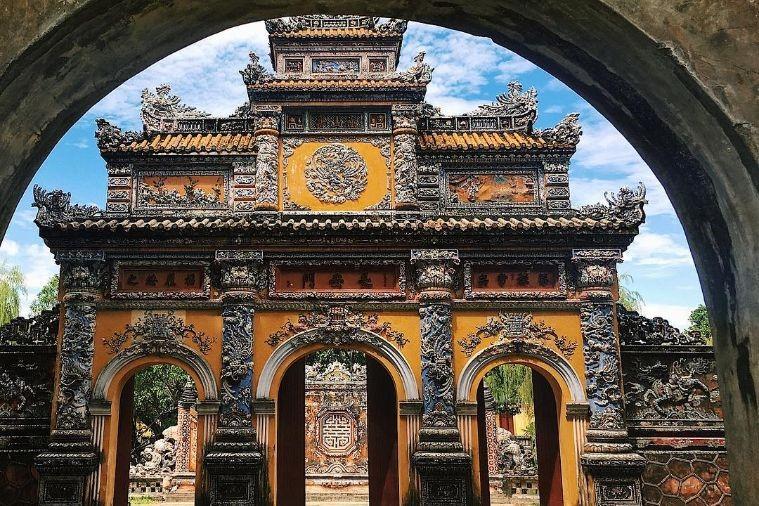 Chùa Linh Ứng - Ngũ Hành Sơn - Hội An - Huế