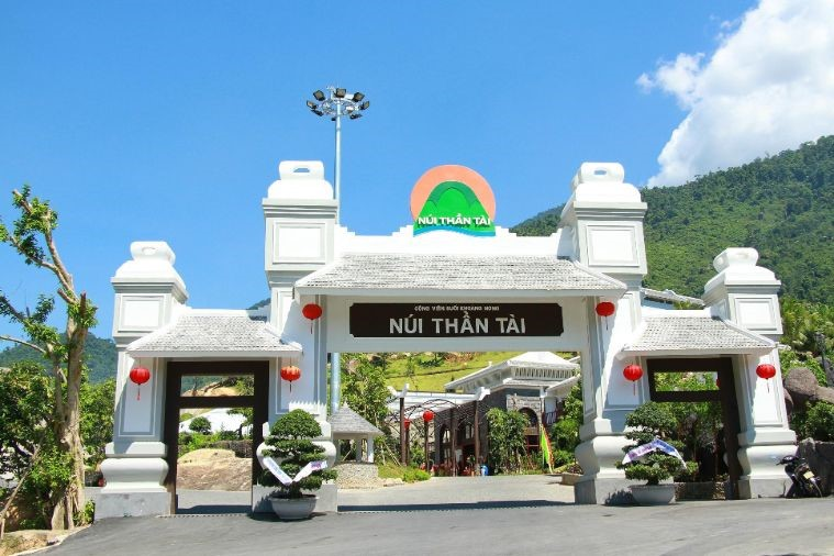 Hội An - Núi Thần Tài - Sơn Trà