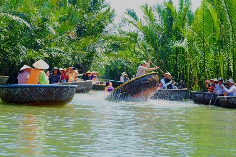 Tour Hội An - Rừng Dừa Bảy Mẫu - Sơn Trà 3 Ngày 2 Đêm