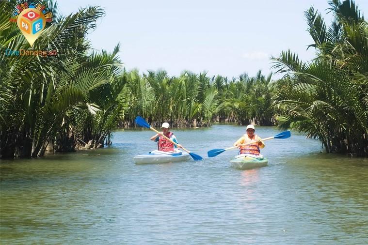Tour Hội An - Rừng Dừa Bảy Mẫu - Sơn Trà (Khách sạn Hội An, Đà Nẵng)