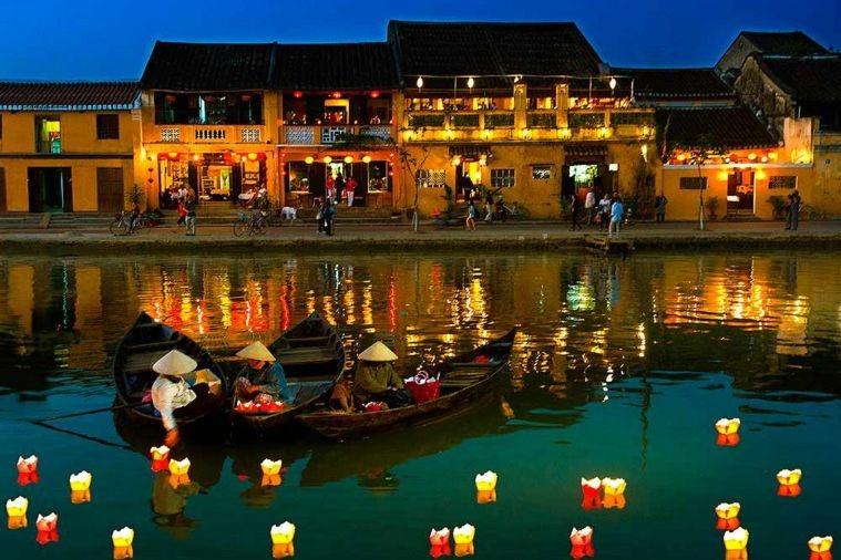 Tour Hội An - Cù Lao Chàm - Huế - Sơn Trà - Ngũ Hành Sơn (Khách sạn Hội An, Đà Nẵng)