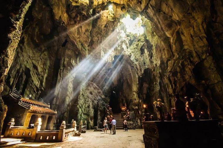 Tour Hội An - Rừng Dừa Bảy Mẫu - Núi Thần Tài - Sơn Trà - Ngũ Hành Sơn ( Khách sạn Hội An, Đà Nẵng)