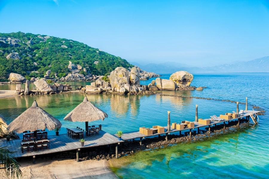 Tour Đảo Bình Hưng Nha Trang 1 Ngày