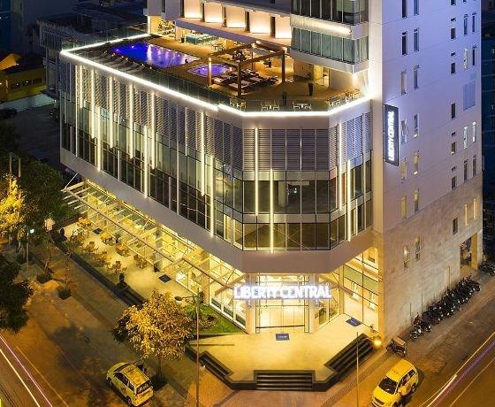 [Liberty Central Nha Trang] Combo Liberty Du Xuân 3N2Đ - Đêm lưu trú + Ăn sáng + Bữa Trưa + Bữa tối + Đón/ tiễn sân bay