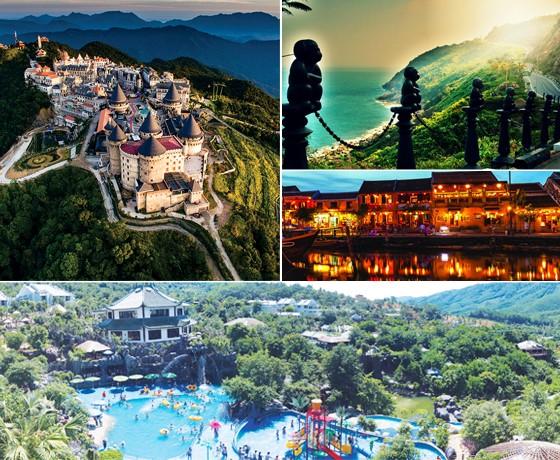 Tour Đà Nẵng - Hội An - Bà nà - Núi Thần Tài 3 ngày 2 đêm