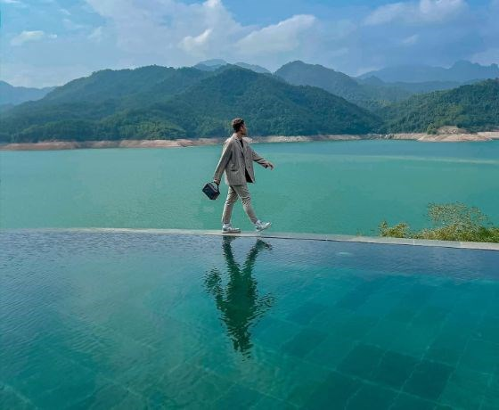 [MaiChau HideAway Lake Resort] Combo 2N1Đ - Đêm nghỉ + Ăn sáng + Chèo bè + Tham quan các địa điểm Hot