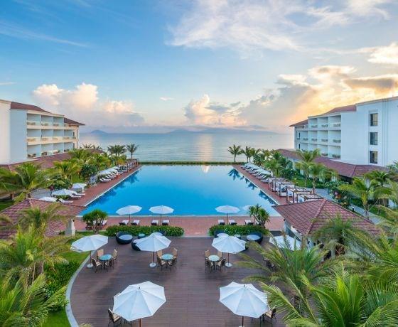 [Vinpearl Resort Và Spa Hội An] Combo 2N1Đ - Đêm lưu trú + Ăn sáng + Xe đạp miễn phí + Xông hơi khô/ ướt/ Jacuzzi