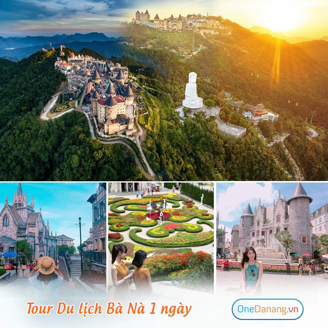 Tour Du lịch Bà Nà 1 ngày